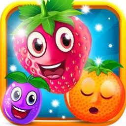Fruit Crush-Fun Adventure game