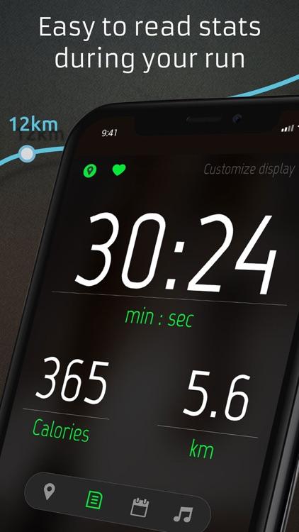 Running Distance Tracker Pro screenshot-4