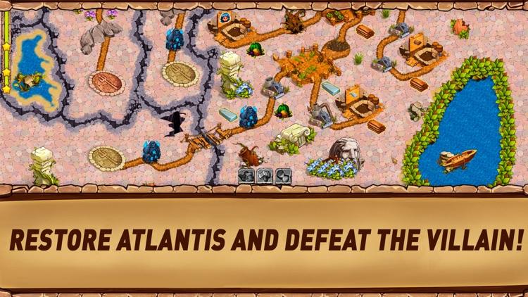Lost Artifacts: Golden Island screenshot-5