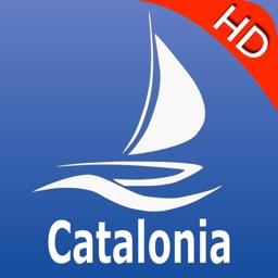 Catalonia Nautical Charts Pro