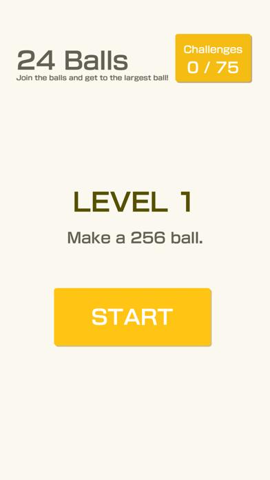 24 Balls screenshot 1