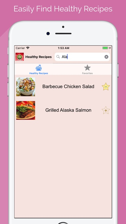 Healthy recipes - Diet Meals screenshot-2