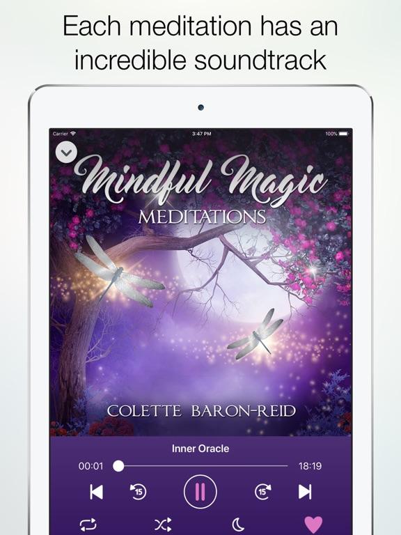 Mindful Magic Meditations screenshot 6