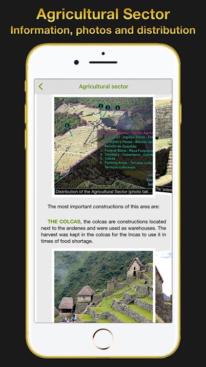 Machu Picchu Llaqta Inca screenshot-7