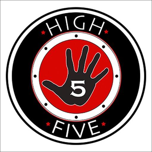 High 5 Charleston