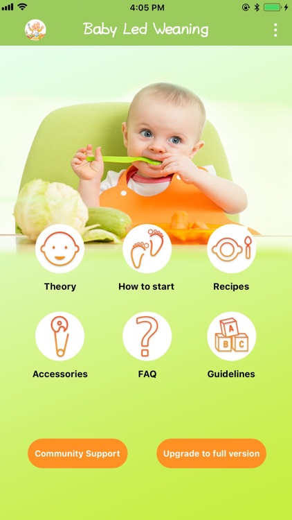 Baby Led Weaning screenshot-1