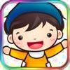 儿童英语-幼儿园宝宝学英语识字游戏