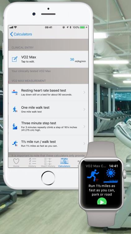 Cardio Workout and Analytics screenshot-8