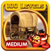 On The Wagon Hidden Objects