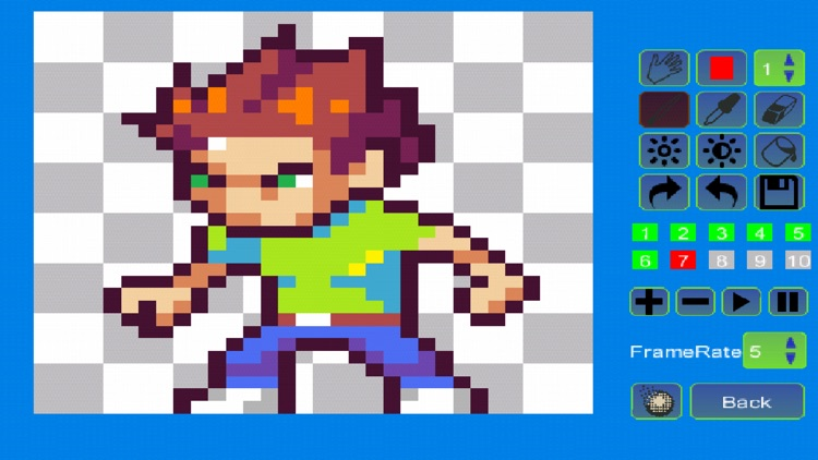 Pixel Animator: GIF Maker screenshot-4