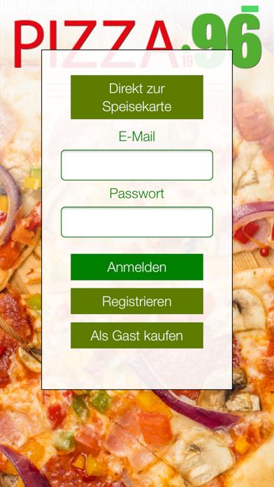 Pizza 96 HannoverScreenshot von 1