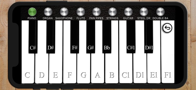 Virtual Piano + on the App Store