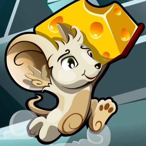 Go Cheese - Critter Maze Race