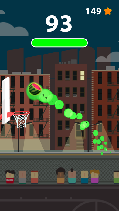 Tap Dunk - Basketball screenshot 5
