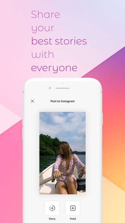 CutStory for Instagram Stories screenshot-9