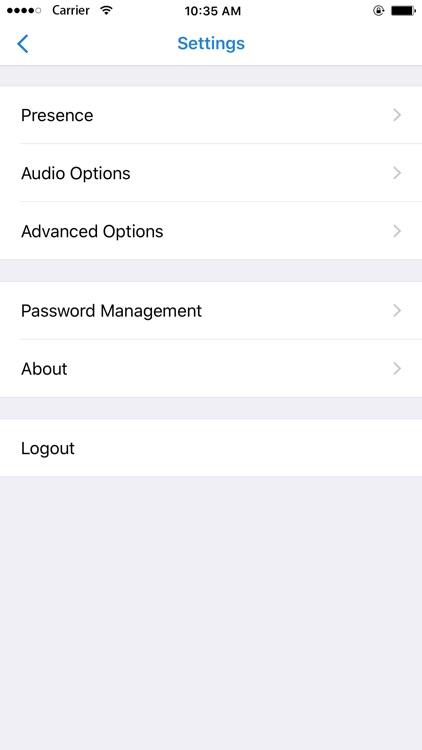 Yeastar Linkus Mobile Client screenshot-4