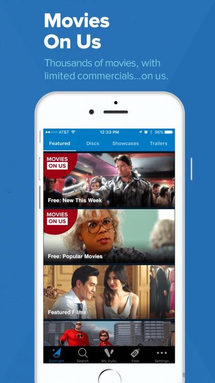 Vudu - Movies & TV screenshot-0