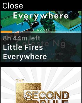 Audible audio books & podcasts screenshot 13