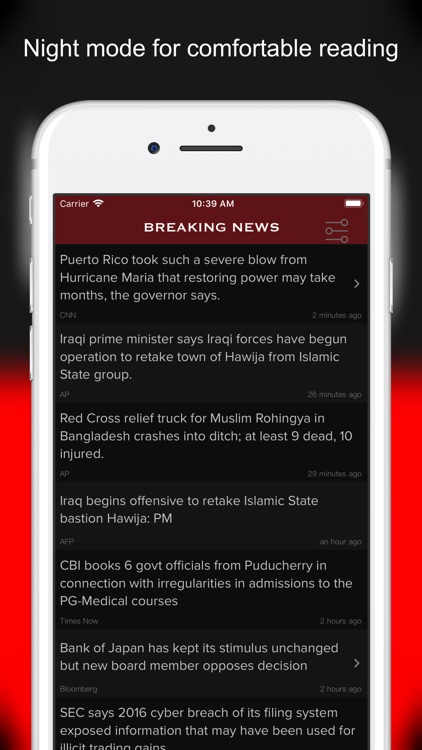 Breaking News screenshot-2