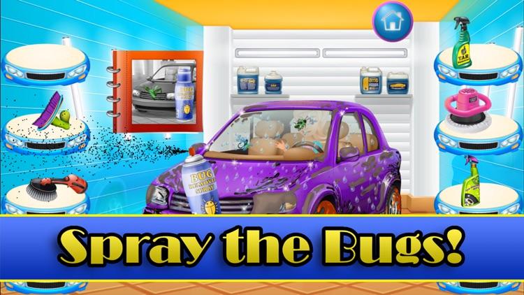 My Car Wash Makeover screenshot-9