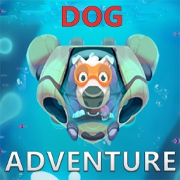 Subnautica Super Dog Adventure