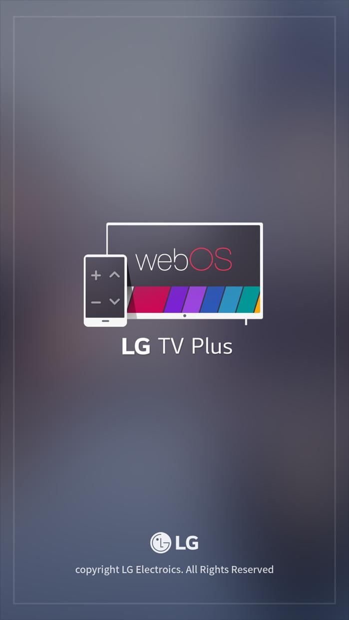 LG TV Plus Screenshot