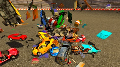 Derby Destruction Simulator App 截图