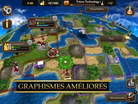 Screenshot #4 pour Civilization Revolution 2