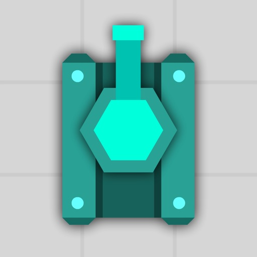 Pocket Hero-Wars of Mini Tanks iOS App
