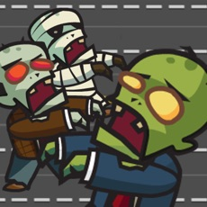 Activities of Zombie Survive The Wave