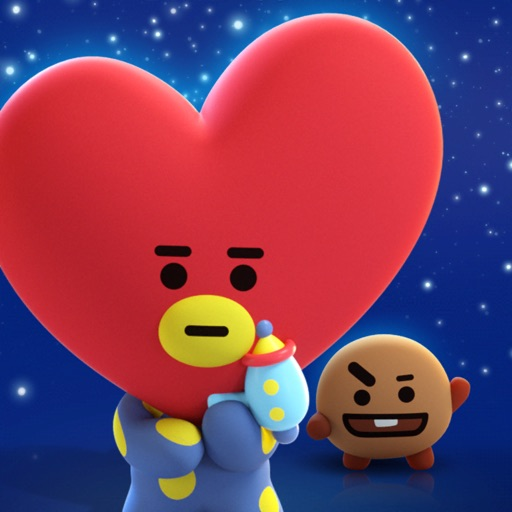 PUZZLE STAR BT21 app for iphone