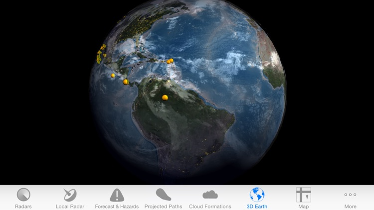 Hurricane Track- Storm Tracker screenshot-1