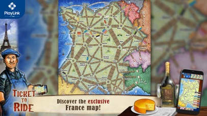 Ticket to Ride for PlayLink screenshot 5