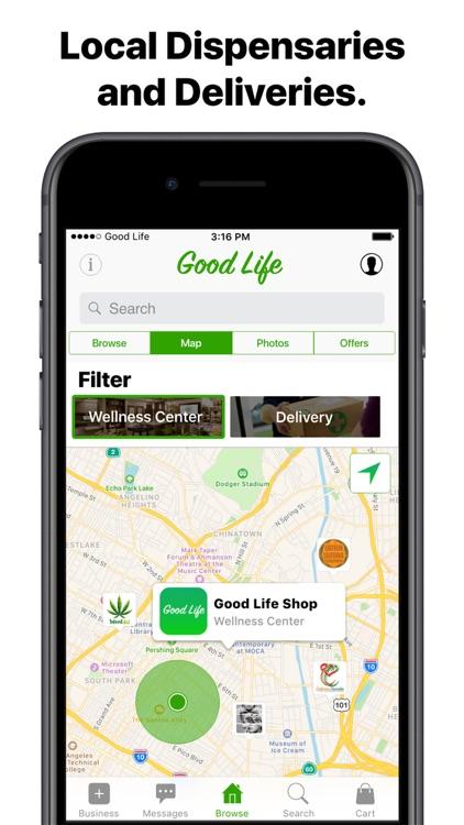 Good Life Cannabis Social