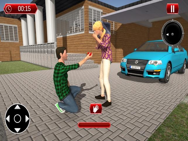 virtuella dating Sims spel online