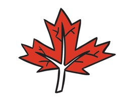 National Canadian Stickers