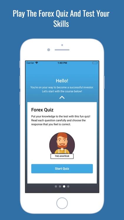 Forex for Beginners screenshot-4