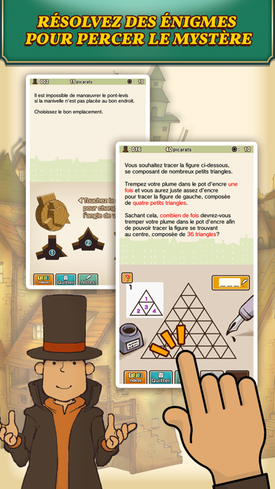 download Layton : l'étrange village HD apps 0