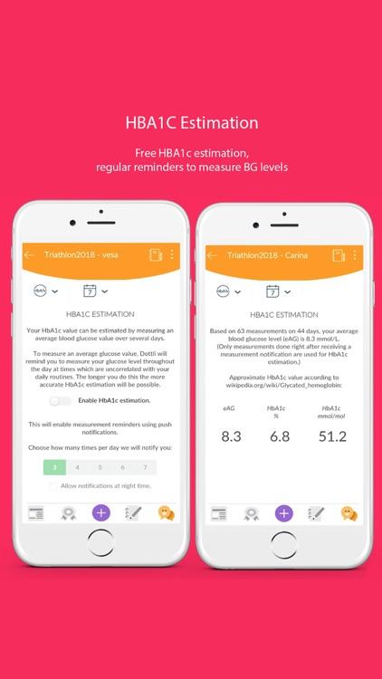 Dottli - Diabetes made simple screenshot-4
