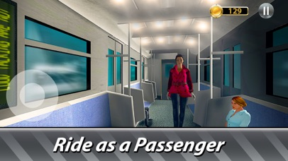 Berlin Subway Driving Simulator Full screenshot 4