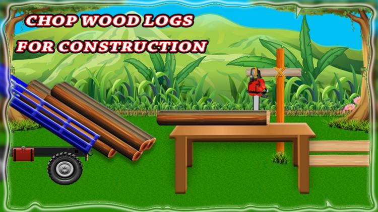 Build a Village Farmhouse
