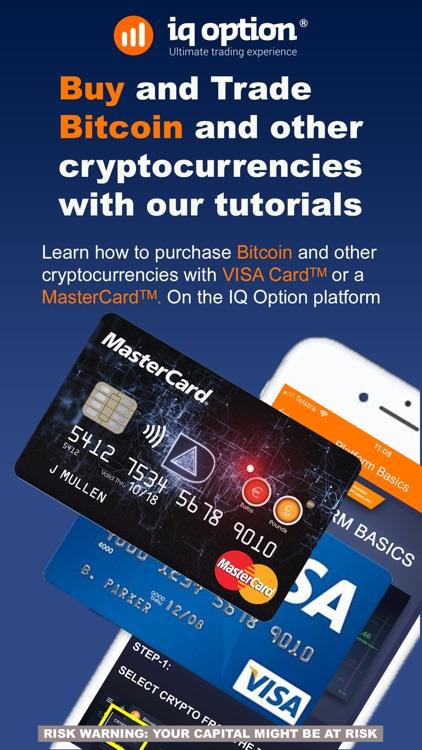 Bitcoin&Forex-IQ Option Guide