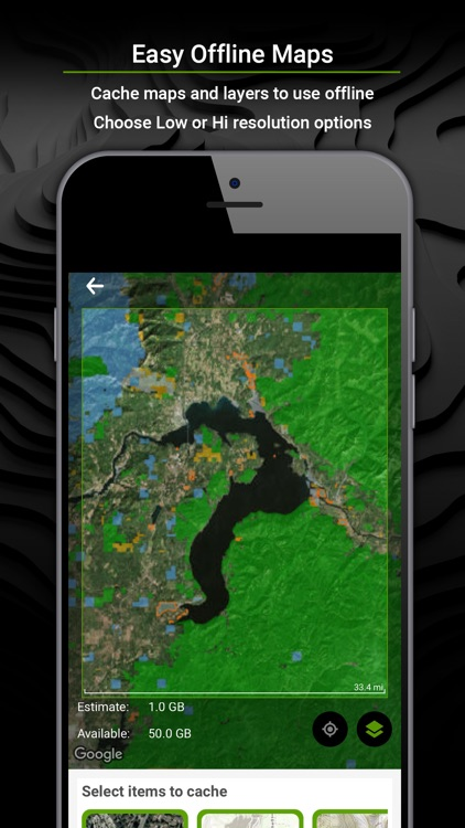 BaseMap: GPS for the Outdoors screenshot-7
