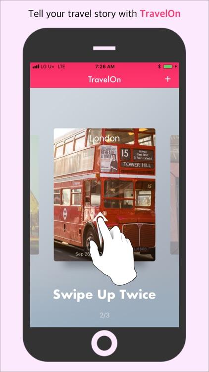 TravelOn Pro - Travel Diary screenshot-0