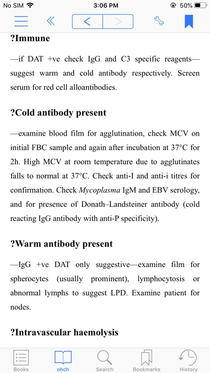 OH of Clinical Haematology,4ED screenshot-5