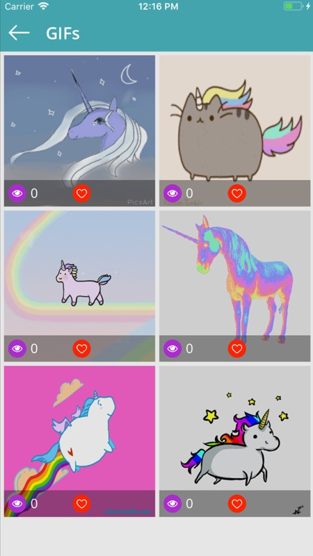 Rainbow Unicorn Wallpapers Hd Online Game Hack And Cheat