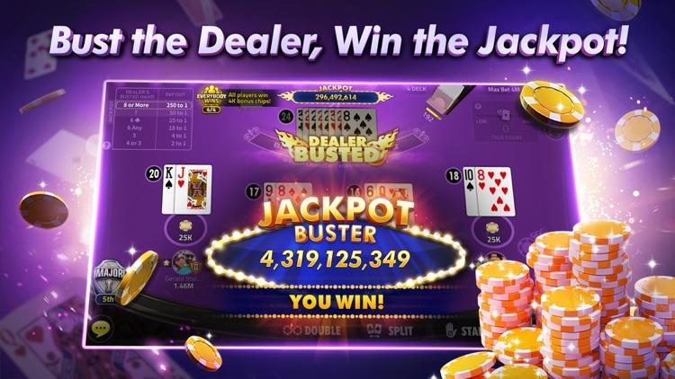 House of Blackjack 21 screenshot-0