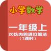ZHANG YIJIA - 小学教材全解 数学-20以内的进位加法(1课时)  artwork