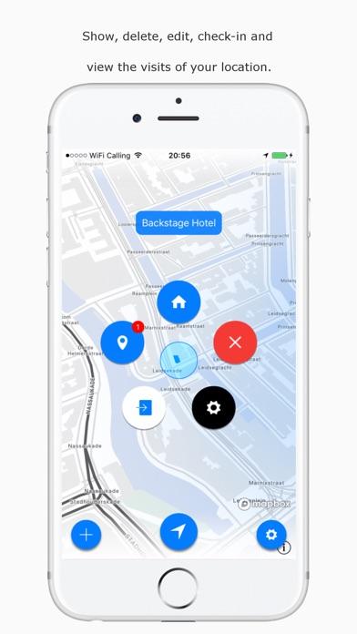 myLife - Location Tracker Screenshot