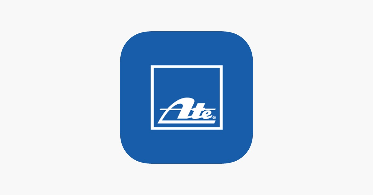 ATE Catalogue im App Store